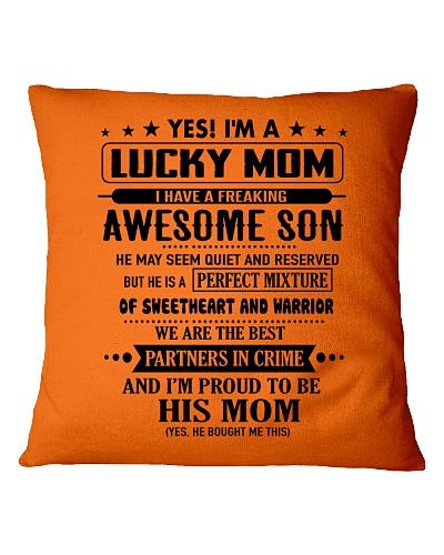 Lucky Mom - Son - 00