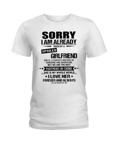 Spoiled Girlfriend 00