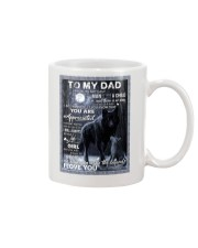 To My Dad - Daughter Mug thumbnail
