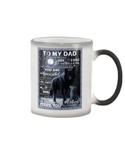 To My Dad - Daughter Color Changing Mug thumbnail