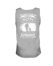 You Cant Scare Me - Son Unisex Tank thumbnail
