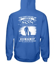 You Cant Scare Me - Son Hooded Sweatshirt thumbnail