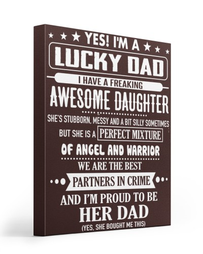 Lucky Dad - 00 - Black