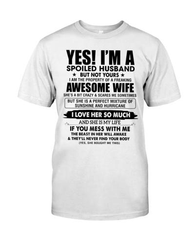 Spoiled Husband