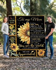 """To My Mom - Daughter Quilt 60""""x70"""" - Twin aos-quilt-60x70-lifestyle-front-04"""