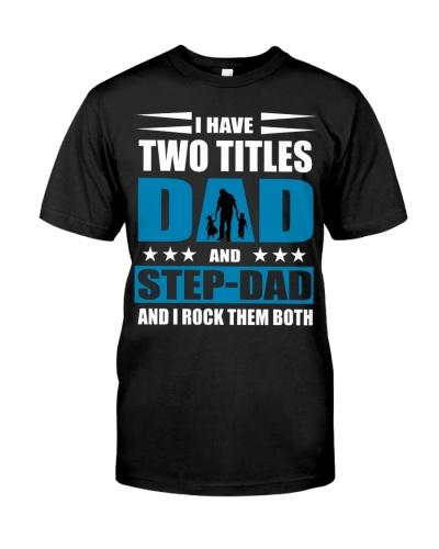 Dad - Step-Dad