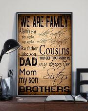WE ARE FAMILY 16x24 Poster lifestyle-poster-2