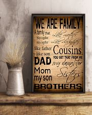 WE ARE FAMILY 16x24 Poster lifestyle-poster-3