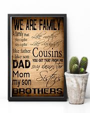 WE ARE FAMILY 16x24 Poster lifestyle-poster-8