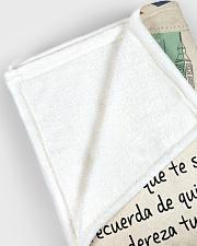 "A mi hjia - tu padre Large Fleece Blanket - 60"" x 80"" aos-coral-fleece-blanket-60x80-lifestyle-front-12"