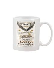 To My Loving Husband - WIfe Mug tile