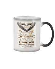 To My Loving Husband - WIfe Color Changing Mug thumbnail