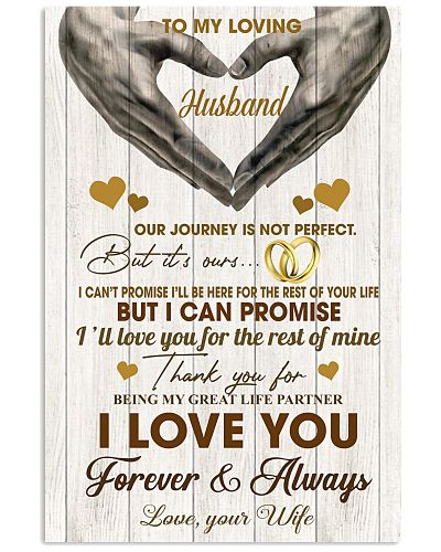 To My Loving Husband - WIfe