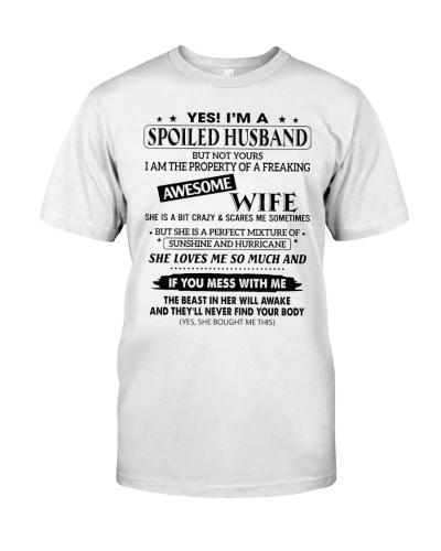 Spoiled Husband - Wife