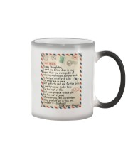 To My Daughter - Momma Color Changing Mug thumbnail