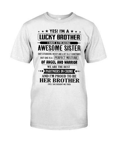 Brother - Sister