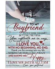 To My Boy Friend 11x17 Poster front