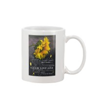To day is a good day Mug tile