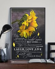 To day is a good day 16x24 Poster lifestyle-poster-2