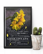 To day is a good day 16x24 Poster lifestyle-poster-8