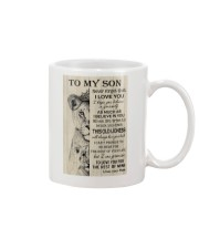 To My Son - Mom Mug thumbnail