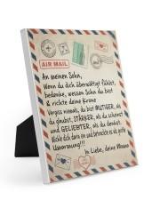 Sohn - Mama 8x10 Easel-Back Gallery Wrapped Canvas thumbnail