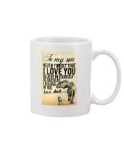 To my son-Dad Mug thumbnail