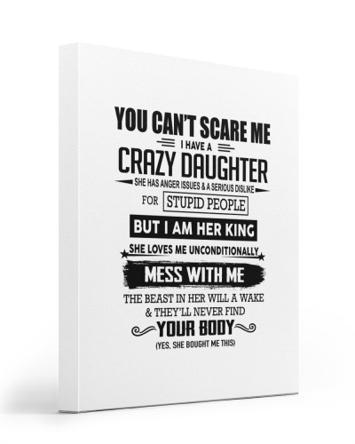 Crazy Daughter - Dad