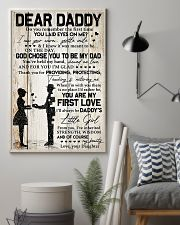 DEAR DADDY - DAUGHTER 11x17 Poster lifestyle-poster-1