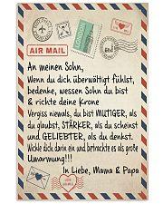 Sohn- Mama and Papa 11x17 Poster thumbnail