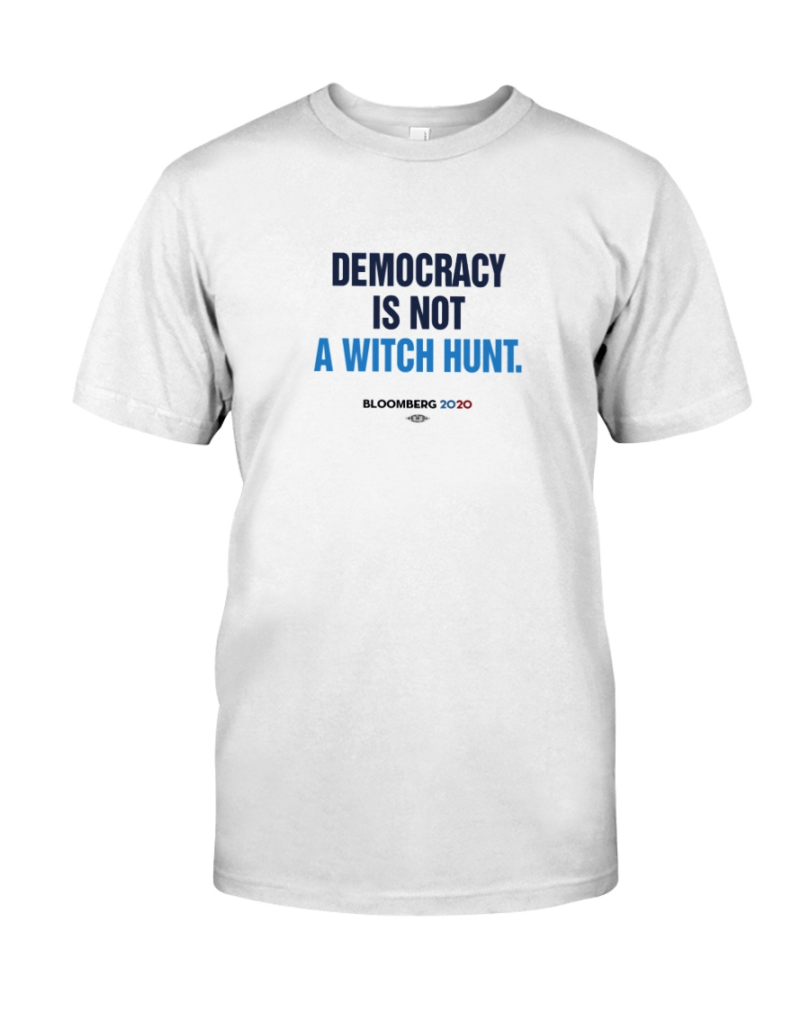 democracy is not a witch hunt long sleeve
