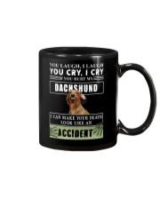 If You Hurt My Dachshund  Mug thumbnail