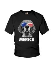 Beagle 4th of July Youth T-Shirt thumbnail