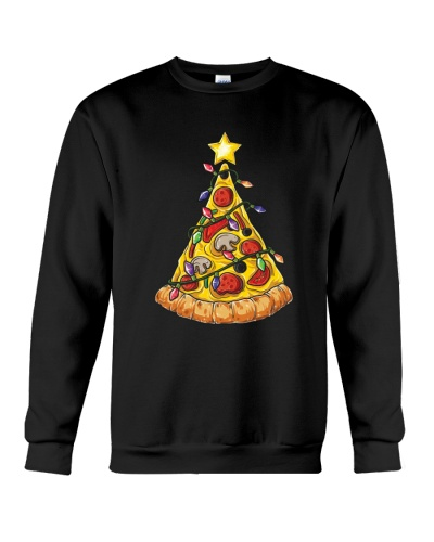 Pizza Christmas Tree
