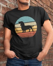 Dachshund Lover Classic T-Shirt apparel-classic-tshirt-lifestyle-26