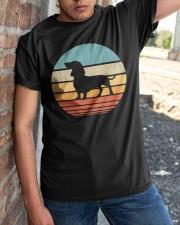 Dachshund Lover Classic T-Shirt apparel-classic-tshirt-lifestyle-27