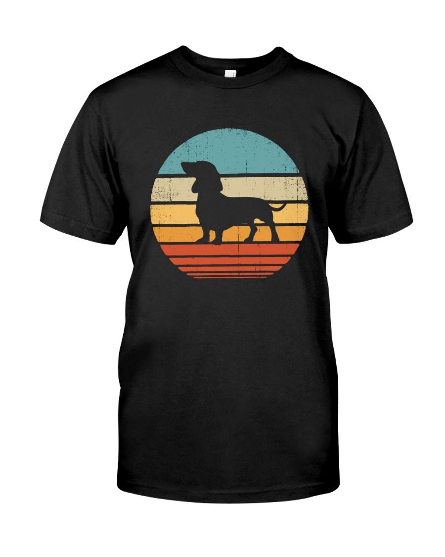 Dachshund Lover Classic T-Shirt