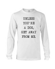 Dog Lover Long Sleeve Tee thumbnail