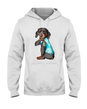 I Love Mom Hooded Sweatshirt thumbnail