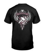 SLEDGE - CREST EDITION-DS Classic T-Shirt back