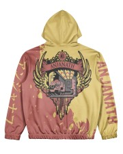 ANJANATH - SUBLIMATION Women's All Over Print Hoodie tile