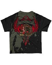 SAVAGE DEVILJHO - SUBLIMATION-V3 All-over T-Shirt back