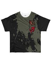SAVAGE DEVILJHO - SUBLIMATION-V3 All-over T-Shirt front