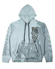 BEOTODUS - SUBLIMATION Women's All Over Print Hoodie tile