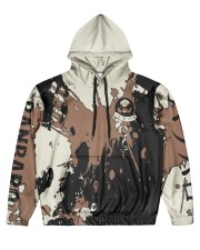 BANBARO - SUBLIMATION-V3 Men's All Over Print Hoodie front