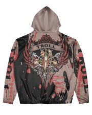 TROLL - SUBLIMATION Men's All Over Print Hoodie back