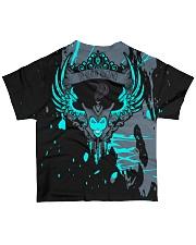 KALISTA - SUBLIMATION All-over T-Shirt back