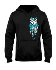 KALI - CREST EDITION-DS Hooded Sweatshirt tile