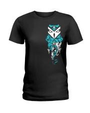 KALI - CREST EDITION-DS Ladies T-Shirt tile