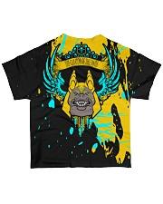 NASUS - SUBLIMATION All-over T-Shirt back